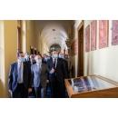 Întâlnirea premierului Ludovic Orban cu reprezentanții conducerii Universității Babeș-Bolyai
