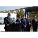 Vizita premierului Ludovic Orban la amplasamentul proiectului Spitalului Regional de Urgență Cluj