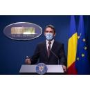 Briefing de presă susținut de șeful Cancelariei prim-ministrului, Ionel Dancă