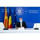 Entrevue  du Premier ministre par intérim, Nicolae-Ionel Ciucă, avec Bujar Osmani, ministre des(...)