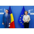 Meeting with the European Commission President Ursula von der Leyen