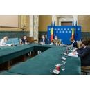 Conferință de presă susținută de președintele Comitetului Național de coordonare a(...)