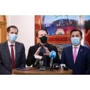 Conferință de presă susținută de prim-ministrul Florin Cîțu la finalul dezbaterii organizate(...)