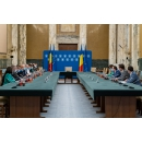 Prime Minister Florin Cîțu's meeting with representatives of local authorities, on the topic of(...)