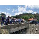 Declarații susținute de premierul Florin Cîțu în zonele afectate de inundații din județul(...)
