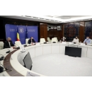 Întâlnirea premierului Florin Cîțu cu reprezentanții Federației AGROSTAR
