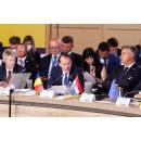 La visite du Premier ministre roumain, Florin Cîțu, en Ukraine, pour participer au Sommet de la(...)