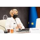 Participation des ministres du Travail, Raluca Turcan, et de l'Éducation, Sorin Cîmpeanu, au(...)