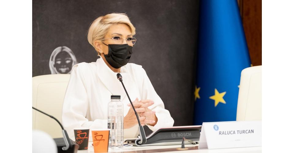 Participarea miniștrilor Muncii, Raluca Turcan, și Educaţiei, Sorin Cîmpeanu, la evenimentul de(...)