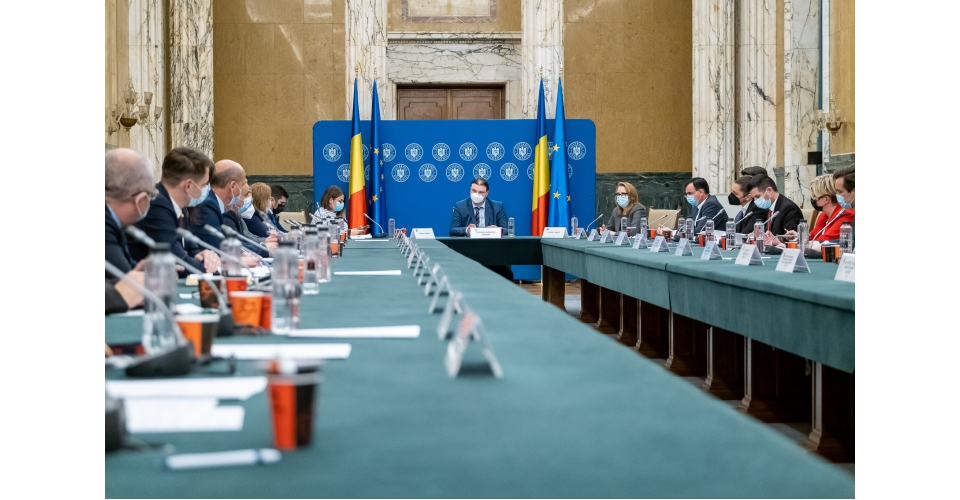 The meeting of the Inter-ministerial Committee on Romania's return to normalcy as of June 1,(...)