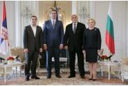 Participarea premierului Viorica Dăncilă la reuniunea cvadrilaterală la nivel înalt dintre România- Bulgaria-Serbia-Grecia