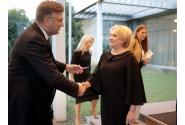 Dineu oferit de premierul Viorica Dăncilă în onoarea prim-ministrului Republicii Croaţia, Andrej Plenković