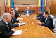 Întâlnirea premierului Ludovic Orban cu reprezentanții Asociației Române a Băncilor