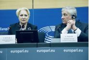 Declarații comune de presă ale premierului Viorica Dăncilă cu președintele Parlamentului European, Antonio Tajani