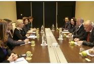 Întrevederea premierului Viorica Dăncilă cu premierul Republicii Malta, dr. Joseph Muscat