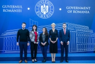PM Ludovic Orban's meeting with representatives of the National Alliance of Student Organisations in Romania (ANOSR)