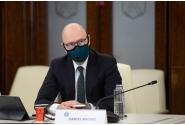 Întâlnirea premierului Florin Cîțu cu reprezentanții Consiliului Investitorilor Străini
