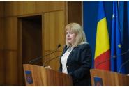 Declarații de presă susținute de ministrul Finanțelor Publice, Anca Dragu, ministrul Muncii, Familiei, Protecției Sociale și Persoanelor Vârstnice, Dragoș Pîslaru și purtătorul de cuvânt, Liviu Iolu, la finalul ședinței de guvern