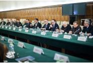 Întâlnire cu reprezentanții Coaliției Naționale pentru Modernizarea României  (CNMR)