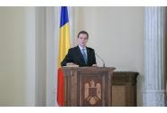 Ceremonia depunerii jurământului de către noul guvern condus de Ludovic Orban