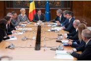 Participarea premierului Ludovic Orban la Comandamentul de iarnă