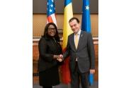 Premierul Ludovic Orban: Guvernul României susține întărirea și dezvoltarea Parteneriatului Strategic cu SUA