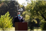 """Participarea premierului Ludovic Orban la conferința """"Împreună protejăm România"""", organizată de Grupul de presă MediaUno în parteneriat cu Institutul Național de Statistică, Camera de Comerț Româno-Americană și UGIR-1903"""