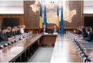 Ședința de guvern - 6 noiembrie 2019