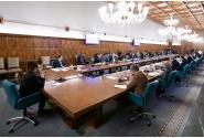 Ședință de guvern - 26 martie