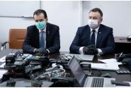 Declarații de presă susținute de premierul Ludovic Orban și ministrul Sănătății, Nelu Tătaru