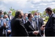 Vizită la Centrul Tehnic Titu, județul Dâmbovița