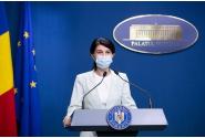 Briefing de presă susținut de șeful Cancelariei prim-ministrului, Ionel Dancă, de secretarul de stat, Raed Arafat și de ministrul Muncii, Violeta Alexandru, la finalul ședinței de guvern