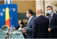 Prime Minister Ludovic Orban's meeting with representatives of the Coalition for Romania's Development, on the topic of flexible work schedule