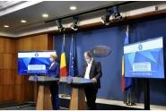 """Viceprim-ministrul Raluca Turcan și ministrul fondurilor europene Marcel Boloș, au prezentat proiectul """"Innotech Student"""", prin care se încurajează antreprenoriatul tinerilor români"""