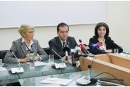 Participarea premierului Ludovic Orban la preluarea mandatului de ministru al educației și cercetării de către Cristina Monica Anisie