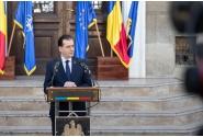 """Vizită premierului Ludovic Orban la Institutul Național de Cercetare-Dezvoltare Medico-Militară """"Cantacuzino"""""""