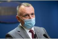 Briefing de presă susținut de ministrul educației Sorin Cimpeanu, la finalul ședinței de guvern din 10 septembrie