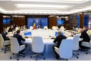 Întâlnirea premierului Florin Cîțu cu reprezentanți ai sectorului bancar din România