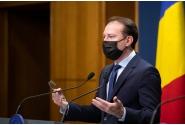 Briefing de presă susținut de premierul Florin Cîțu, la finalul ședinței de guvern din 3 iunie