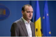 Briefing de presă susținut de ministrul finanțelor, Dan Vîlceanu și de ministrul sănătății, Ioana Mihăilă, la finalul ședinței de guvern din 30 august