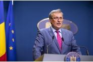 15 aprilie - Briefing de presă susținut de ministrul afacerilor interne, Marcel Vela