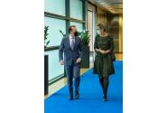 Întrevederea premierului Florin Cîțu cu Margrethe Vestager, vicepreședinte executiv al Comisiei Europene