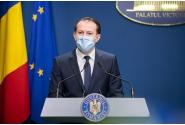 Conferință de presă susținută de premierul Florin Cîțu