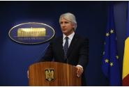 Conferinţă de presă susținută de ministrul finanţelor publice, Eugen Teodorovici, la Palatul Victoria