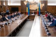 9 septembrie - Ședința săptămânală de guvern