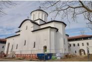 Entrevue du Premier ministre Ludovic Orban avec Son Excellence le père Evêque Vicaire Sofian Brașoveanul et la visite du chantier de la Cathédrale orthodoxe de Munich