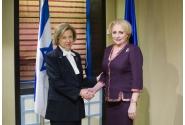 întrevederea prim-ministrului Viorica Dăncilă cu ambasadorul Colette Avital, secretar general al World Jewish Restitution Organization