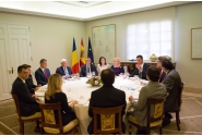 Întrevederea prim-ministrului Viorica Dăncilă cu președintele guvernului Regatului Spaniei, Pedro Sánchez