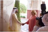Întrevederea prim-ministrului României, Viorica Dăncilă, cu Mohammed bin Rashid Al Maktoum, vicepreşedintele şi prim-ministrul Emiratelor Arabe Unite, conducătorul Emiratului Dubai