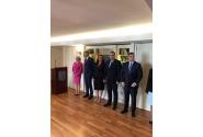 Ceremonia de semnare a Acordului intre România și Banca Mondiala